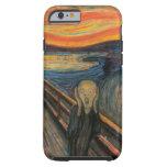 The Scream iPhone 6 case