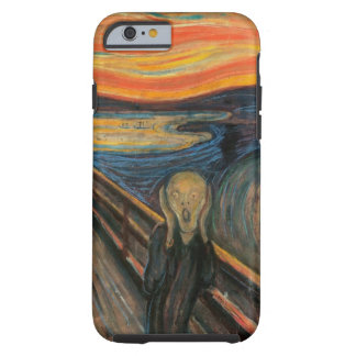 The Scream iPhone 6 case