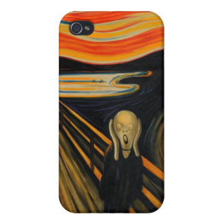 The Scream Case For iPhone 4