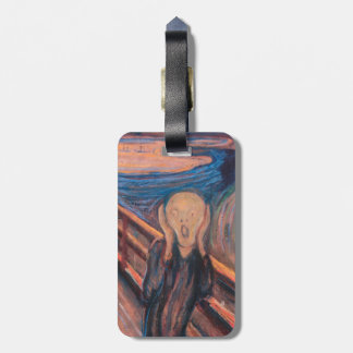 The Scream Tags For Bags