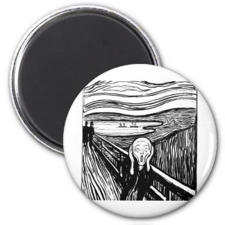 The Scream Magnet