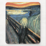 The Scream Mousepad Mouse Pads