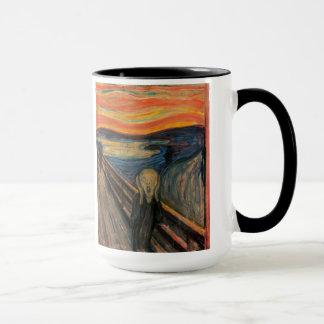 'The Scream' Mug