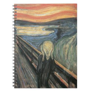 The Scream Notebook