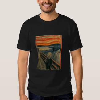 The Scream - On your shirt! Tshirts