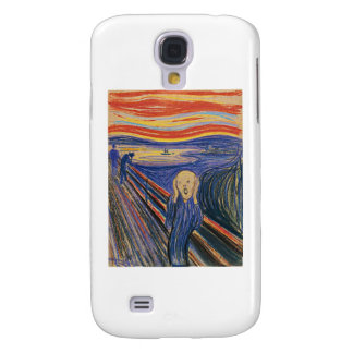 The Scream (pastel 1895) High Quality Samsung S4 Case