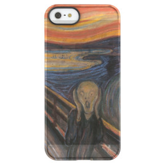 The Scream Permafrost iPhone SE/5/5s Case