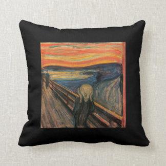 The Scream Pillow