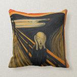 The Scream Pillows