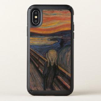 The Scream Speck iPhone X Case