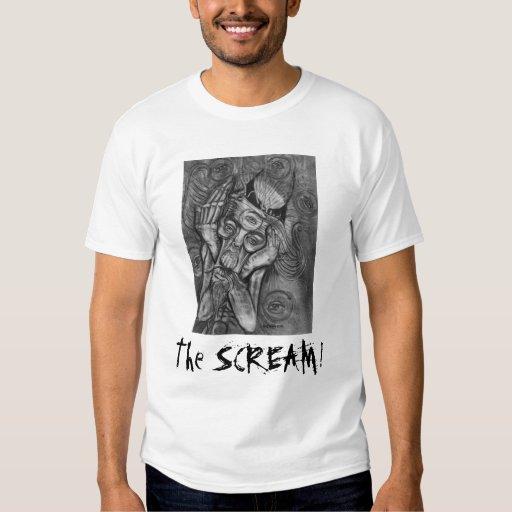 The SCREAM! T-Shirt