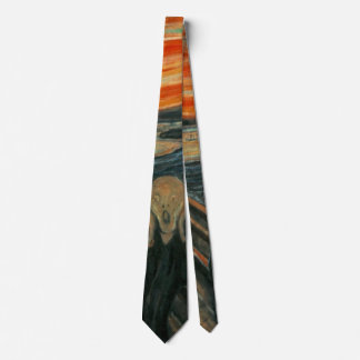 The Scream Tie