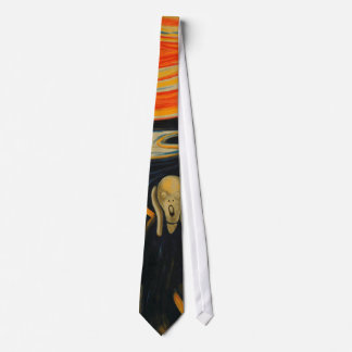 The Scream Tie