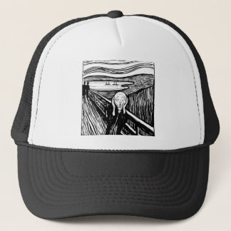 The Scream Trucker Hat