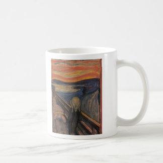 The Scream Turtle Coffee Mug