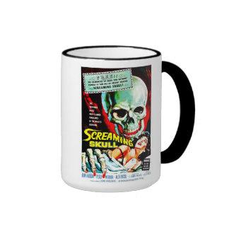 """""""The Screaming Skull"""" Mug"""
