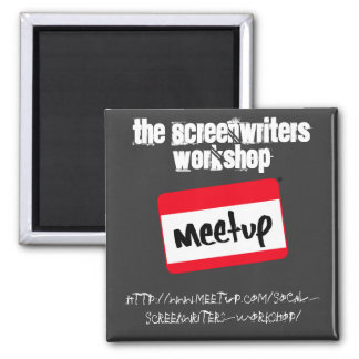 The Screenwriters Workshop Magnet