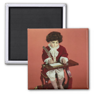 The Scribe 2 Inch Square Magnet