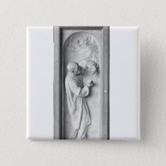 The Sculptor, 1896 Button