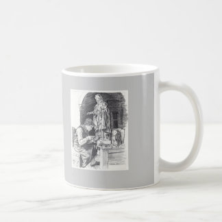 The Sculptor Boy Coffee Mugs