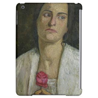 The Sculptress Clara Rilke-Westhoff  1905 iPad Air Covers