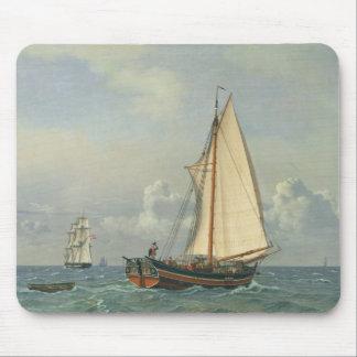 The Sea, 1831 Mouse Pad