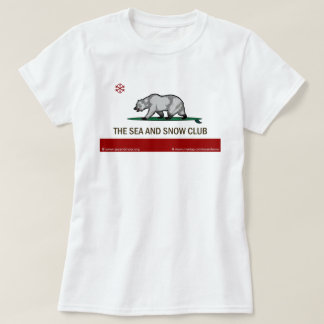 The Sea and Snow Club - Standard 2009 T-Shirt