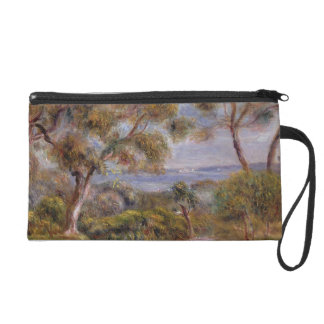 The Sea at Cagnes, c.1910 (oil on canvas) Wristlet Purse