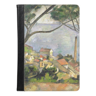 The Sea at l'Estaque, 1878 iPad Air Case