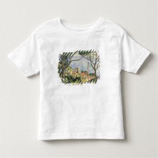 The Sea at l'Estaque, 1878 Toddler T-shirt