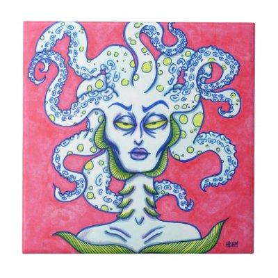The Sea Bride - Tile
