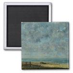 The Sea, c.1872 Fridge Magnet