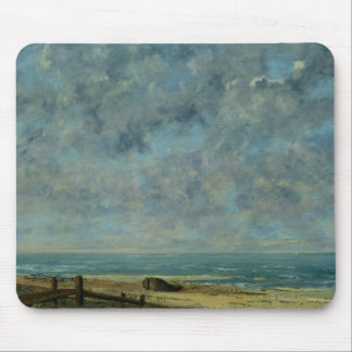 The Sea, c.1872 Mouse Pad