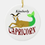 The Sea Goat Christmas Ornament