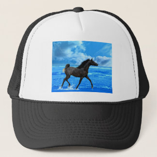 The Sea Horse Trucker Hat