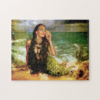 The Sea Is Calling Jigsaw Puzzle