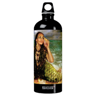 The Sea Is Calling SIGG Traveler 1.0L Water Bottle
