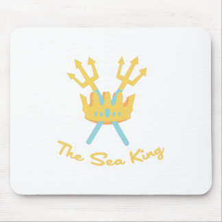 The Sea King Mouse Pads