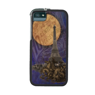 The Sea Monsters Visit Paris iPhone 5/5S Cover
