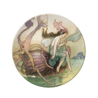 The Sea Nymph Plate