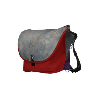 The Sea Shore Messenger Bag