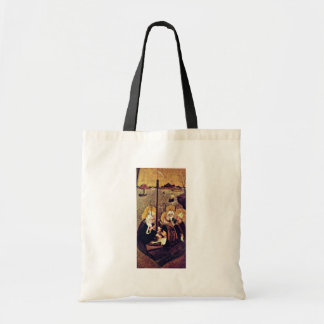 The Sea Voyage Of The Holy By Moser Lucas (Best Qu Budget Tote Bag