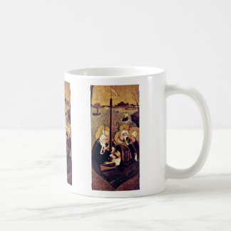 The Sea Voyage Of The Holy By Moser Lucas (Best Qu Classic White Coffee Mug
