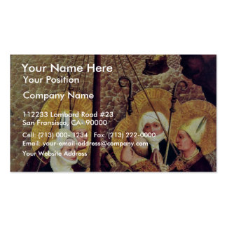 The Sea Voyage Of The Holy By Moser Lucas (Best Qu Double-Sided Standard Business Cards (Pack Of 100)