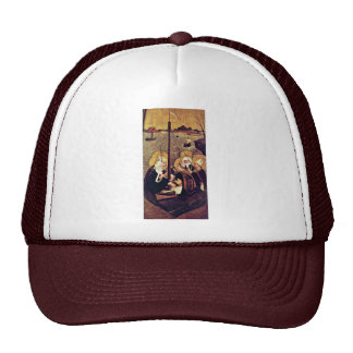 The Sea Voyage Of The Holy By Moser Lucas (Best Qu Trucker Hat