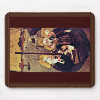 The Sea Voyage Of The Holy By Moser Lucas (Best Qu Mouse Pad