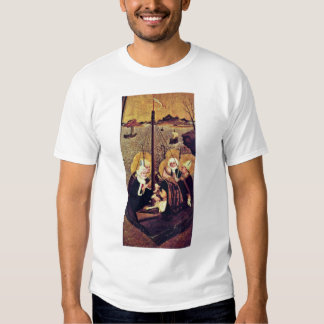 The Sea Voyage Of The Holy By Moser Lucas (Best Qu T-shirt