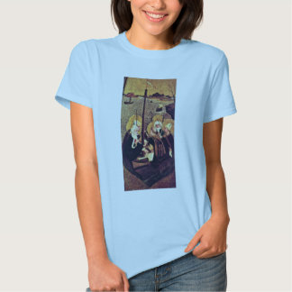 The Sea Voyage Of The Holy By Moser Lucas (Best Qu T Shirt