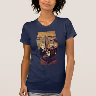The Sea Voyage Of The Holy By Moser Lucas (Best Qu Shirts