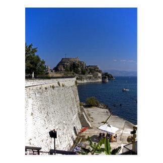 The Sea Wall Postcard